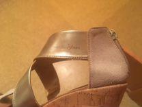 Босоножки Италия, кожа — Одежда, обувь, аксессуары в Самаре