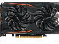 Видеокарта Gigabyte GeForce 1050 ti 4gb