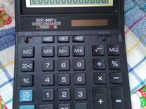 Настольный калькулятор Citizen SDC-888TII