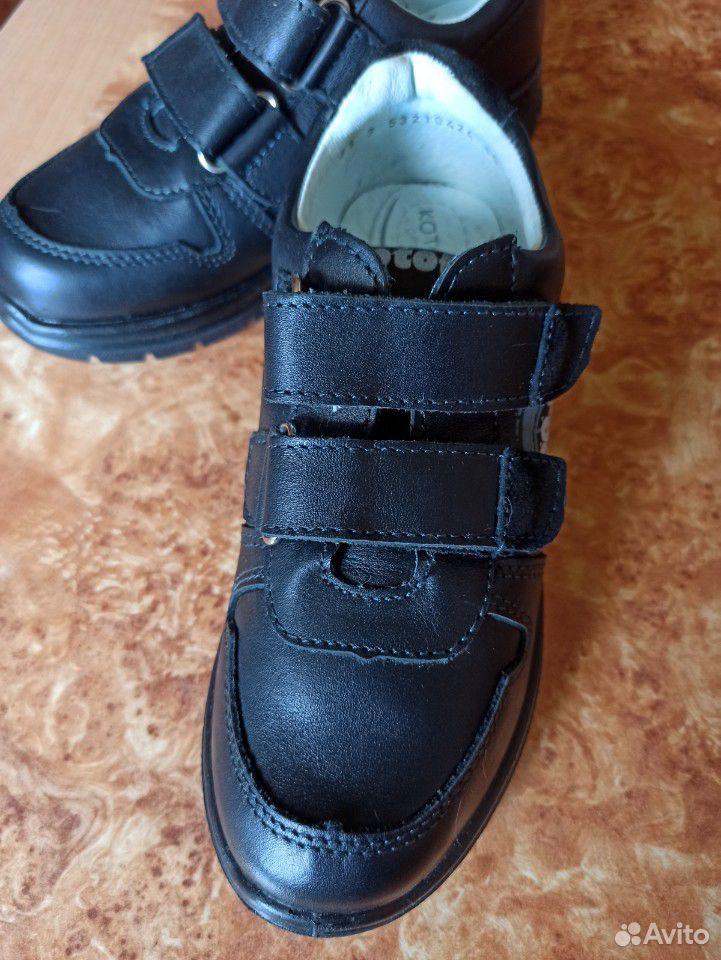 Туфли натур.кожа р31  89145091919 купить 3