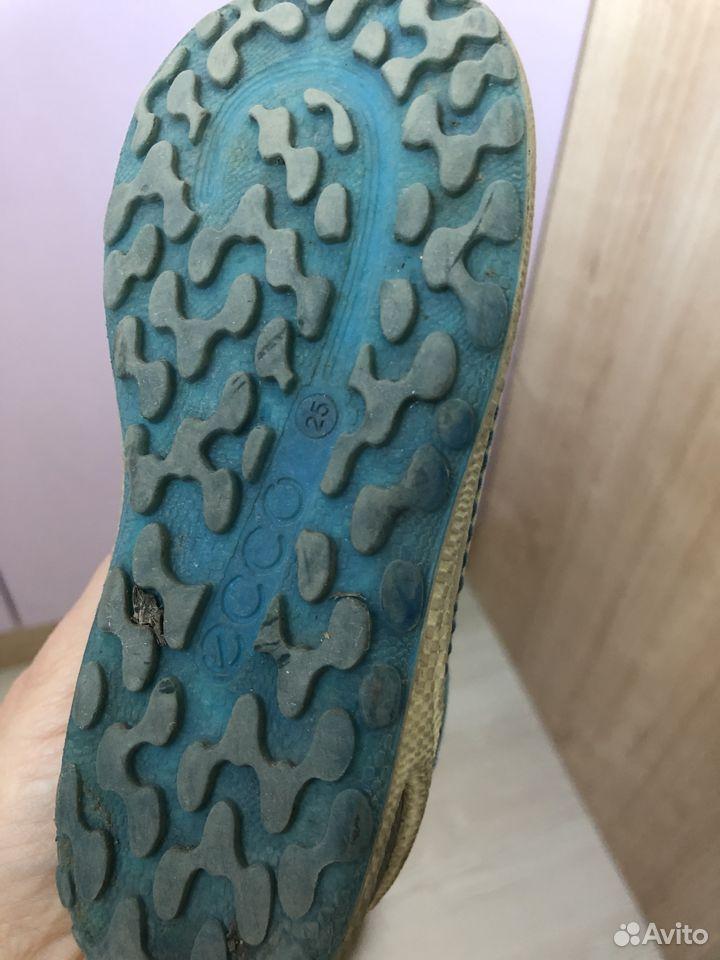 Кроссовки Ecco biom 25 размер  89049868553 купить 2