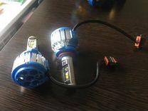 LED лампы H3