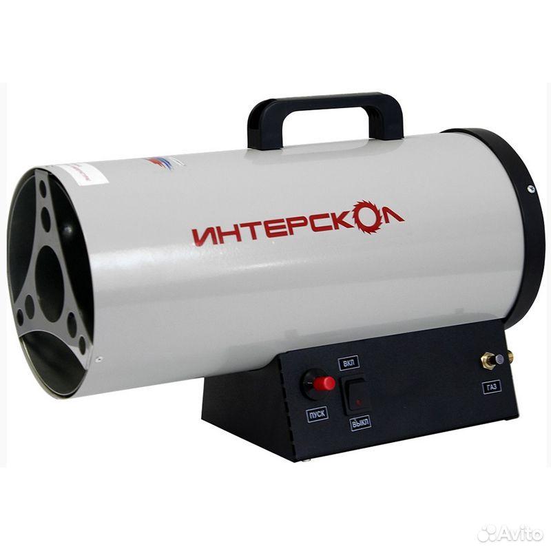 89124002166  Тепловая пушка газовая интерскол тпг-15