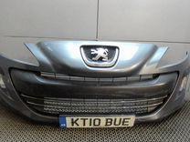 Бампер передний Peugeot 308, 2010