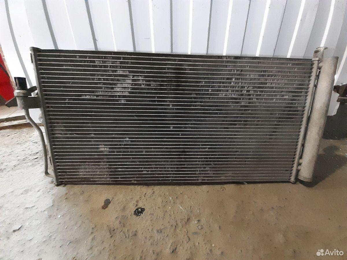 Радиатор кондиционера  89324784737 купить 2