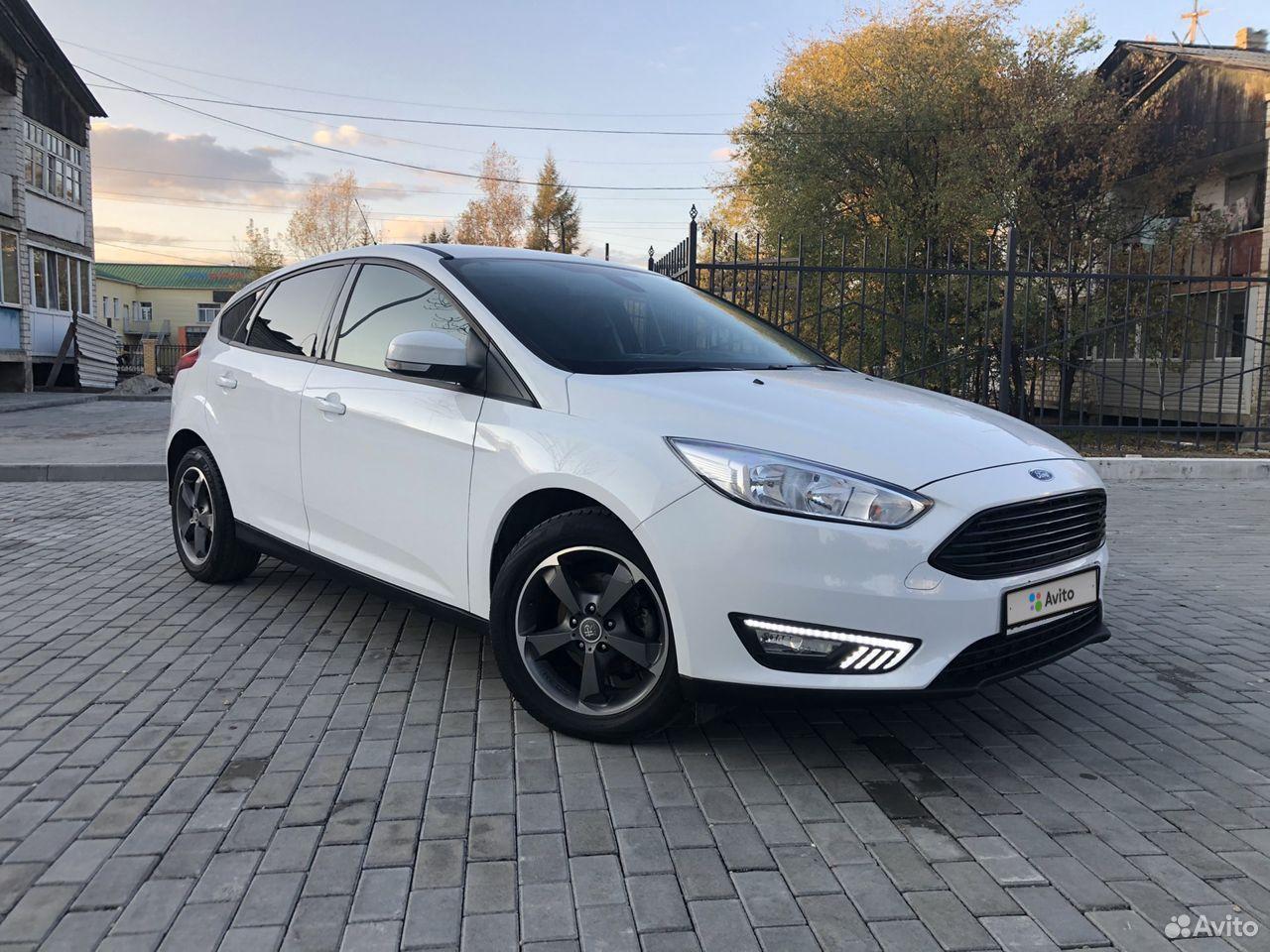 Ford Focus, 2016  89098114508 купить 4