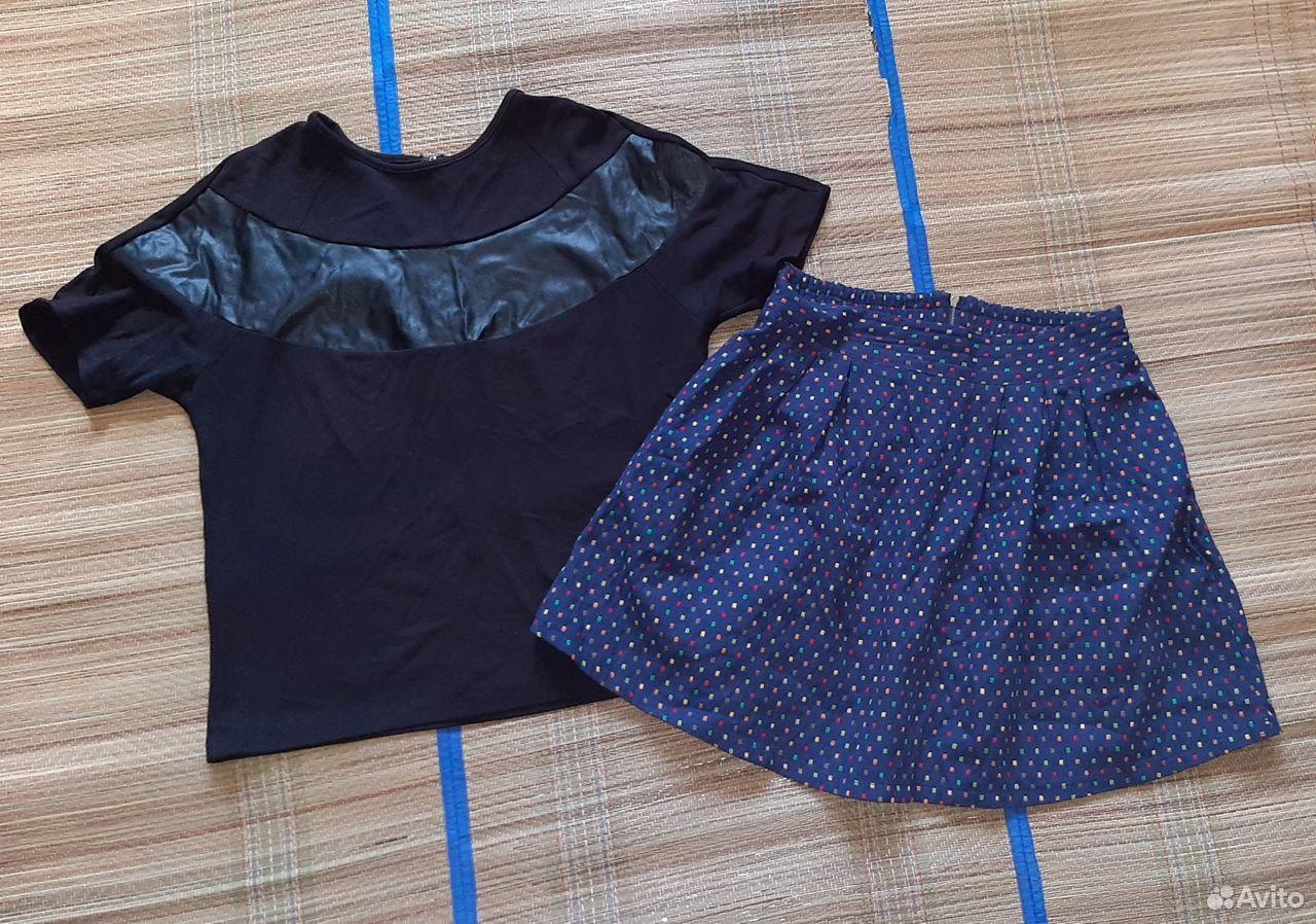 Пакет одежды 46-48 размер  89106881219 купить 4
