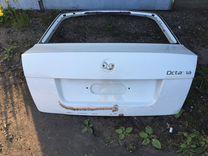 Шкода Октавиа А5 крышка багажника