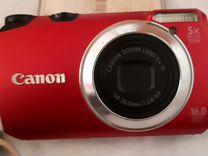 Фотоаппарат Canon — Фототехника в Геленджике