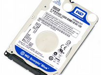 WD Blue 500 GB 2.5 для ноута