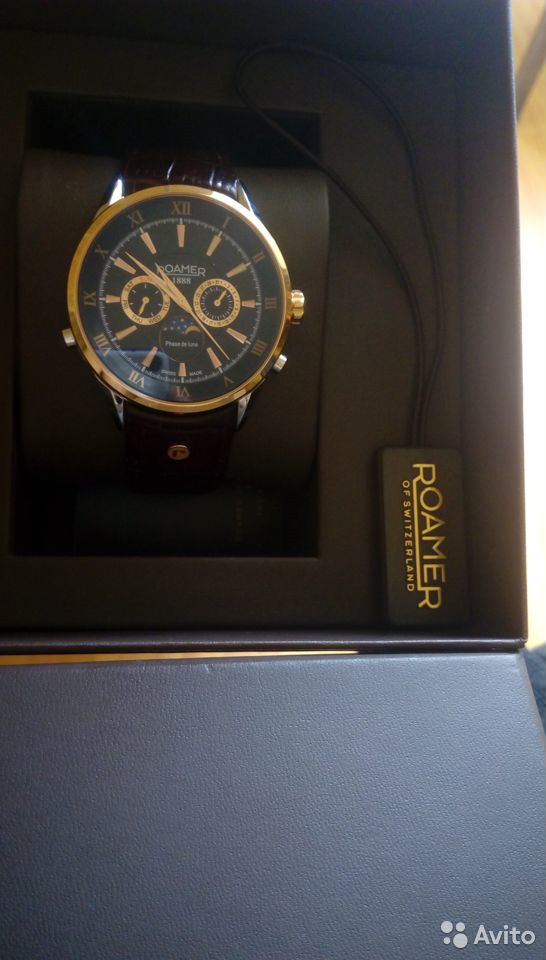 Часы. Roamer 89888724916 купить 1