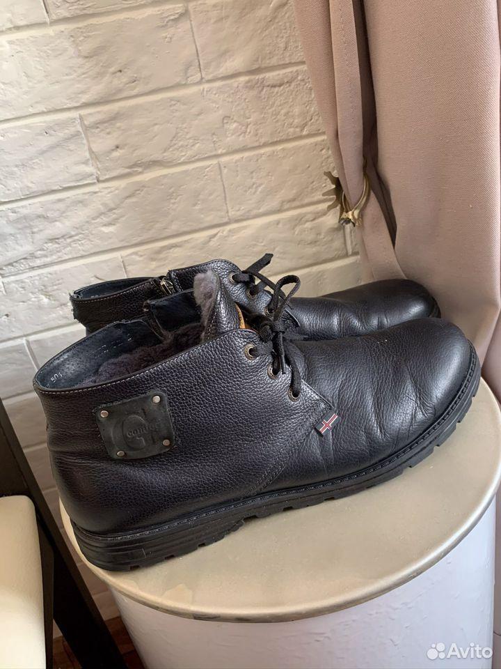 Ботинки мужские зимние 47 р  89224888908 купить 6