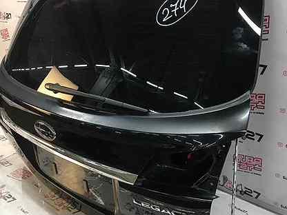 Дверь багажника Subaru Legacy BR9 EJ253 2010