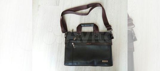 9ee6b51c028d Мужская сумка Polo (Поло А4) купить в Республике Татарстан на Avito —  Объявления на сайте Авито