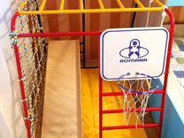 Спортивный уголок детский