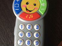 Пульт fisher price, 0+
