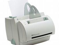 Мфу Hp laserjet 1100А