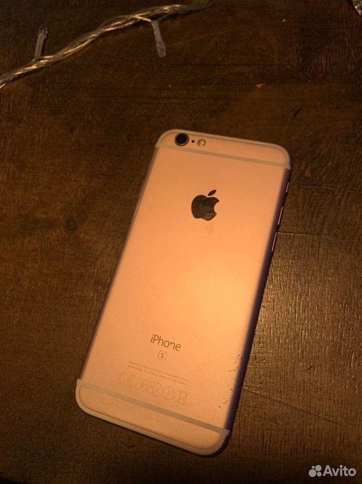 iPhone 6s/32gb gold rose с чеком  89630047107 купить 2
