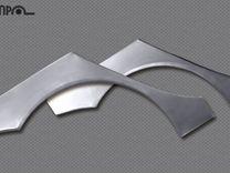 Mitsubishi Lancer 9 арки ремонтные задних крыльев