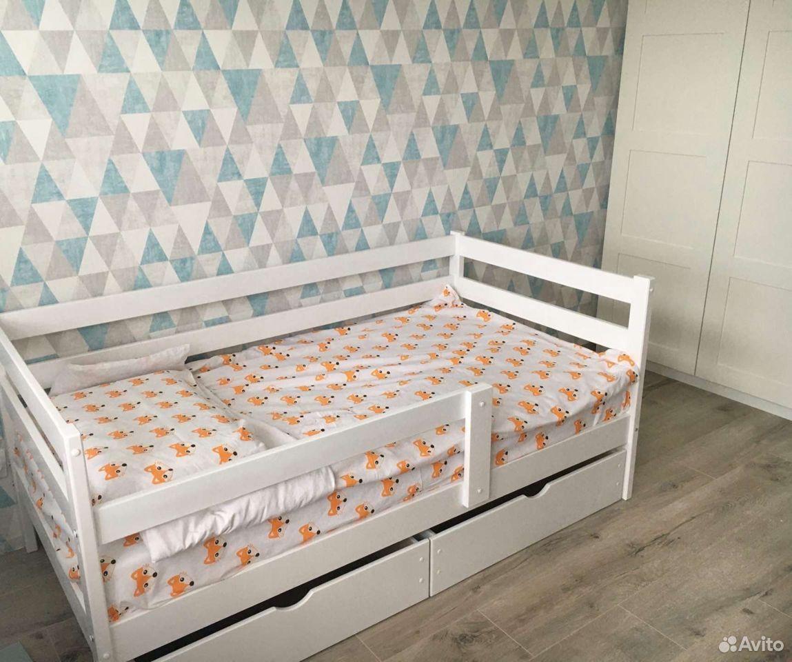 Кровать подростковая новая  89302243955 купить 1
