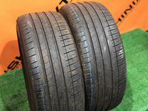 255 40 20 Летние Бу шины Michelin Pilot Sport 3