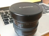 Объектив Canon EF 15mm / f2.8 FishEye