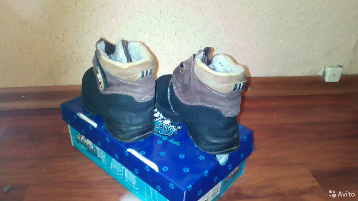 Ботинки зимние 89051328025 купить 1