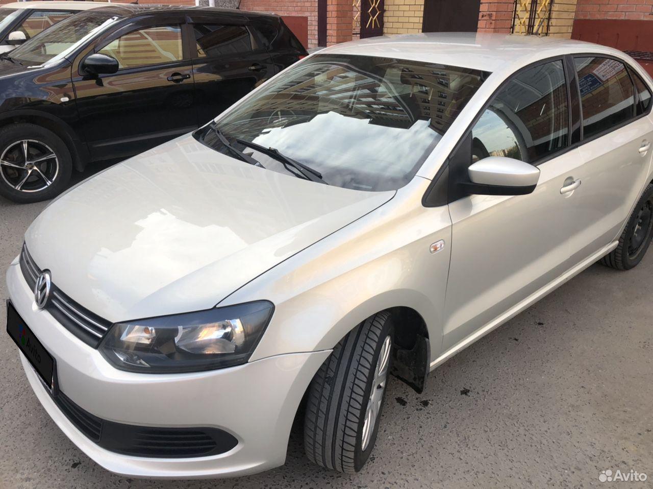 Volkswagen Polo, 2011  89600968045 купить 1