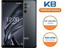 Новые Oukitel k8 black 4/64gb гарантия
