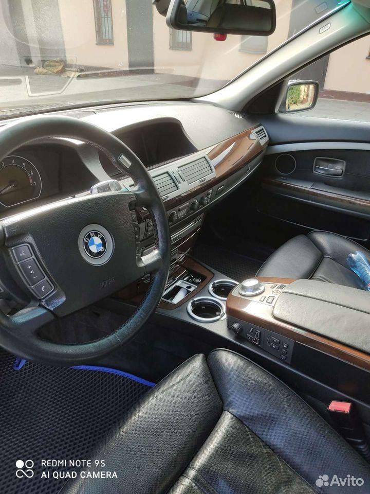 BMW 7 серия, 2004  89050052973 купить 8
