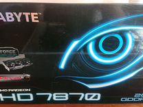 Видеокарта Gigabyte HD 7870 2GB