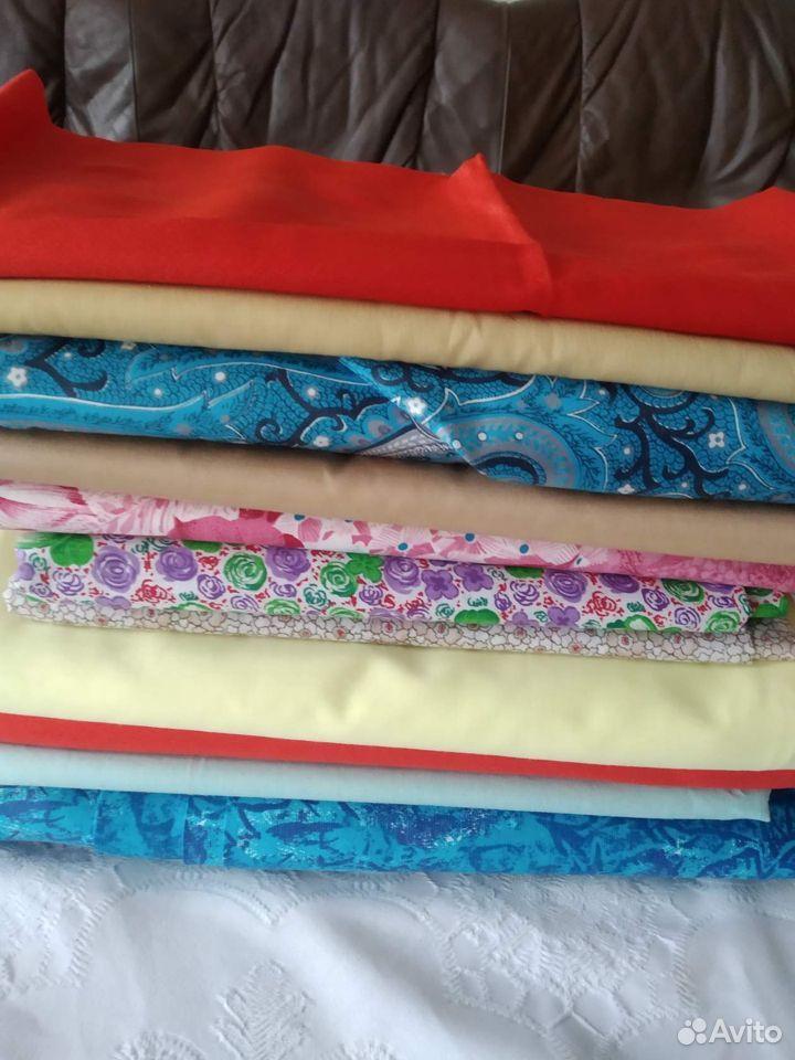 Ткань от шелка до джинсовой  89114889346 купить 1