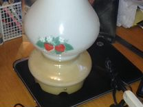 Лампа настольная 1995 год