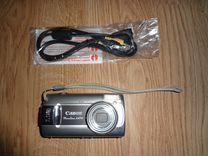 Фотоаппарат Canon Power shot A470 полурабочий