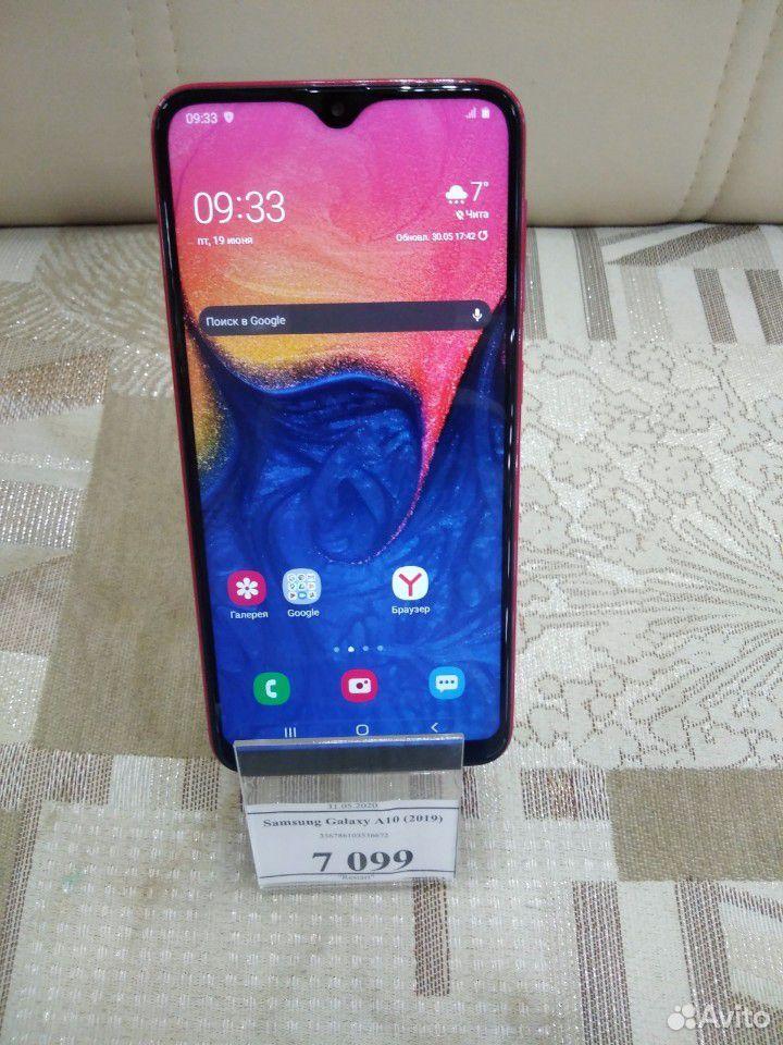 Телефон samsung caiaxy A10  89144595477 купить 1