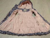 Классная и тёплая жилетка для девочки 8 10лет