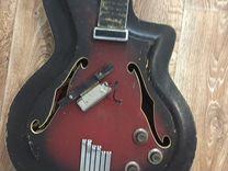 Гитара кремона