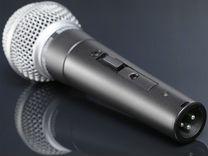 Микрофон Shure SM48S со Шнуром