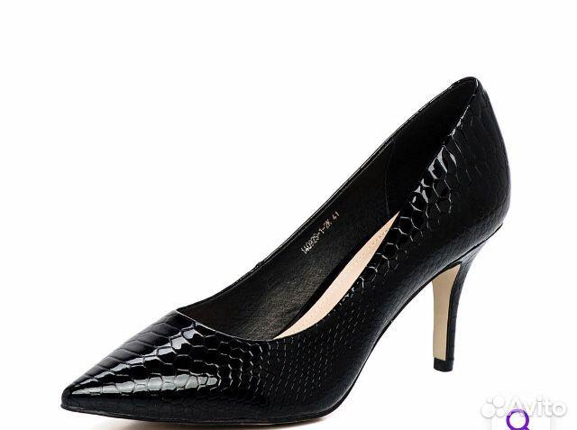 Туфли кожаные  89836252833 купить 1