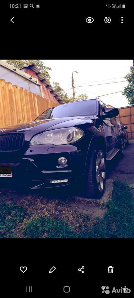 BMW X5, 2007  89194214504 купить 1