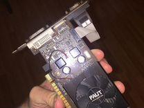 Видеокарта Palit 512 мб hdmi