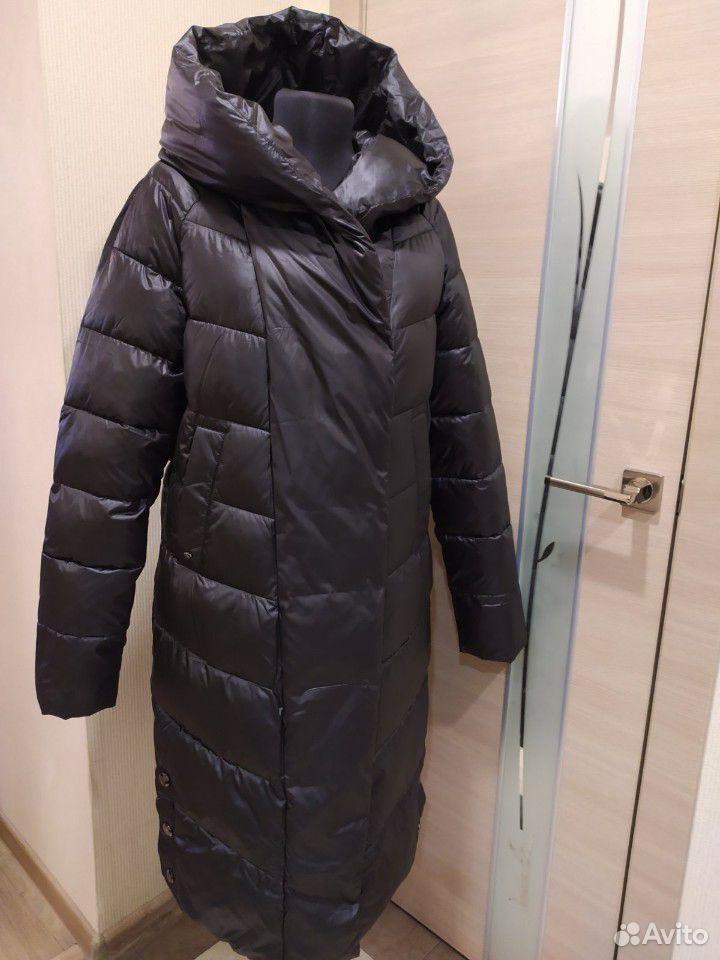Новый зимний пуховик р.46-48  89038193528 купить 2