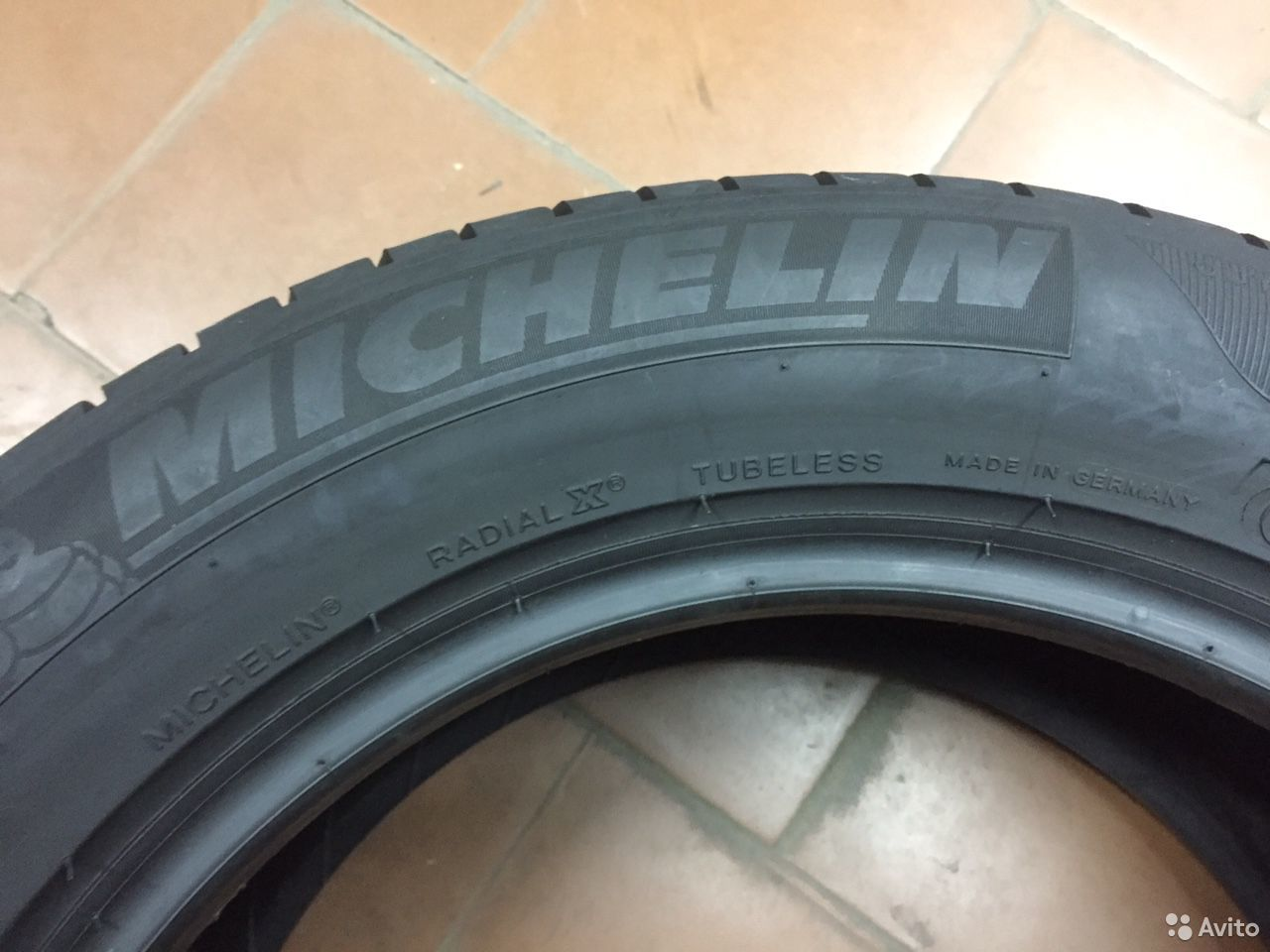 Michelin Primacy HP 225/55 R16  89211101675 купить 3