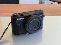 Canon Power Shot G7x Mark II