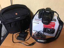 Canon EOS 650D Ef-S 18-55 IS II Kit — Фототехника в Петрозаводске