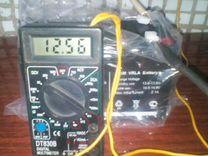 Аккумулятор 12В 7А/ч