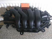 Коллектор впускной двигателя FSI BVY VW Passat B6