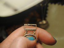 Винтажный браслет серебро 925 нат-е камни редкий