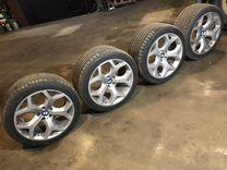 Продам колеса в сборе разноширокие R20 с BMW X6