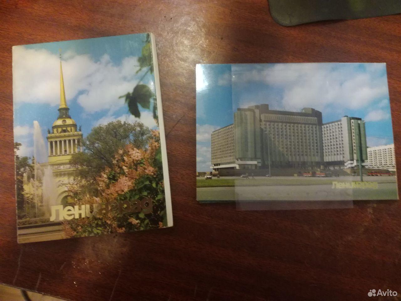 Набор открыток Ленинград . СССР  89135109211 купить 3